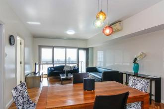 Fully Furnished 1 Bedroom Unit at Joya Lofts and Towers for Rent