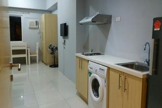 Furnished Studio Condo at 2 Torre Lorenzo for Rent