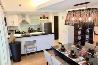 Fully Furnished 2 Bedroom at One Serendra BGC Taguig