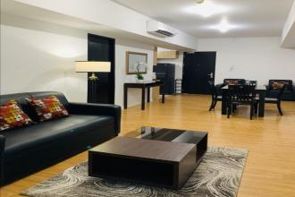 Fully Furnished 1BR with Balcony and Parking at Two Maridien