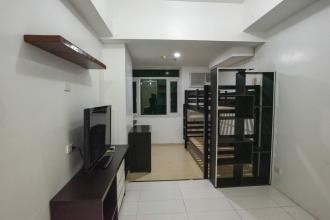 Fully Furnished Studio in Exchange Regency Ortigas