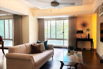 2 Bedroom Renovated Apartment with Parking at One Salcedo Place