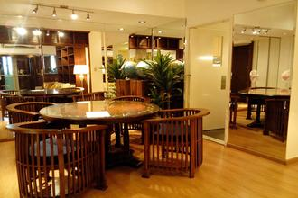 2BR Fully Furnished with Parking at St Francis Shangrila Place