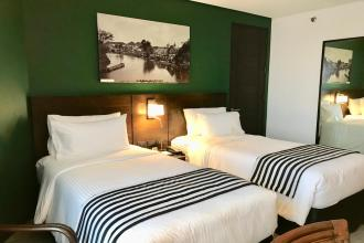 Fully Furnished Brand New Studio Unit at 1898 Hotel in Makati