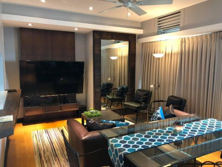 Luxurious 2 Bedroom For Rent in The Residences at Greenbelt