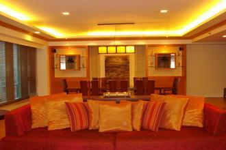 Fully Furnished 3BR Unit at Shang Grand Makati