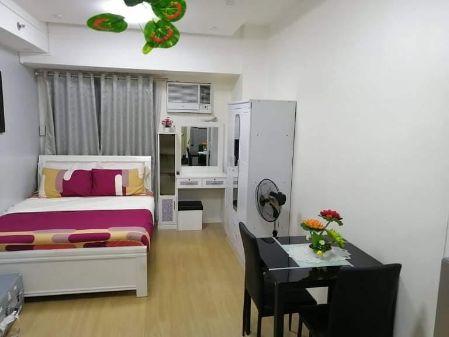 Studio Unit at Shine Residences Meralco Avenue Pasig City