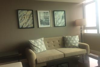 Fully Furnished 1 Bedroom with Den in Park Terraces Makati