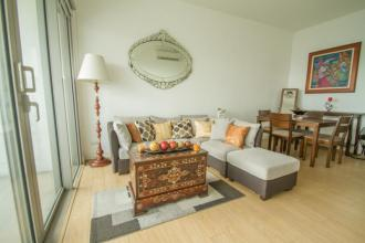 Fully Furnished One Bedroom in One Shangrila Place