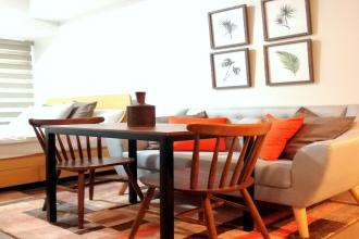 Fully Furnished Studio at The Proscenium Tower at Rockwell