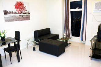 Fully Furnished 1BR Unit for Rent at The Currency Towers
