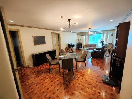 2BR Large Beautifully Furnished with Parking in Ponte Salcedo