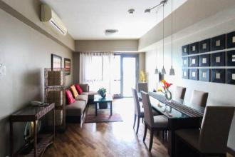 Fully Furnished 2BR Unit at Joya Lofts and Towers for Rent