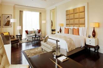 Special 3 Bedroom Penthouse in Raffles Residences Makati CBD