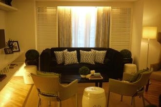 Fully Furnished 1BR for Rent in Amorsolo Square Makati
