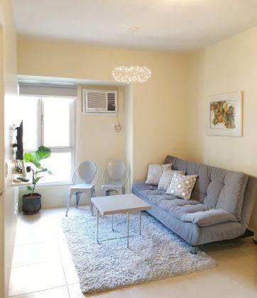 Fully Furnished 1 Bedroom For Rent in Avida Tower Verte
