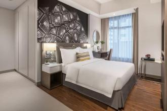 Fully Furnished 3 Bedroom Condo in Citadines Millennium Ortigas