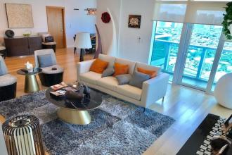 Fully Furnished 4BR for Rent in Park Terraces Makati