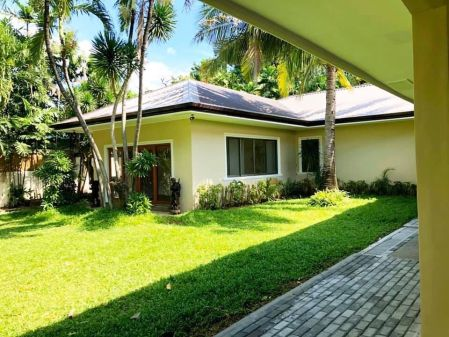 5BR Semi Furnished House and Lot at Forbes Park North