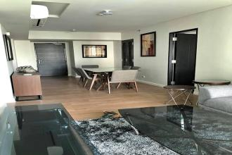 Fully Furnished 2BR with Balcony at Two Serendra Sequioa