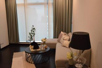 1BR Fully Furnished Unit for Rent at Trump Tower Makati