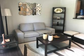 Fully Furnished 1 Bedroom for Rent at Two Serendra