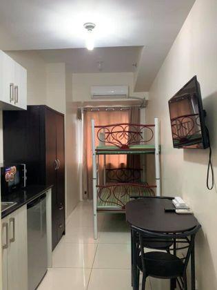 Furnished Studio Unit in SMDC Green Residences Taft DLSU