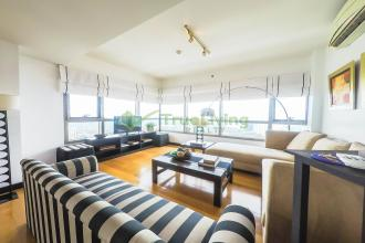 Fully Furnished 2BR Unit at The Residences At Greenbelt