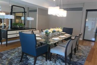 Fully Furnished 2  Bedroom Unit at One Penn Place for Rent
