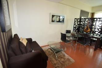 Fully Furnished Studio Unit in Bellagio Towers
