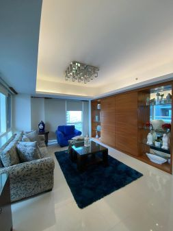 Fully Furnished 3 Bedroom Unit at Arya Residences for Rent