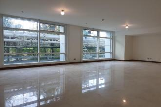 Unfurnished 3BR Unit with 3 Parking at Two Roxas Triangle