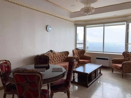 2BR Fully Furnished for Rent at Bayview Marina Residential Suites