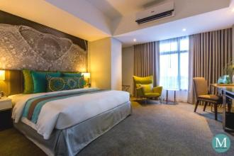 Luxuriously Furnished 3BR Suite in Citadines Millennium Ortigas