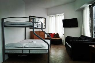 Fully Furnished Studio Condo for Rent in Alabang