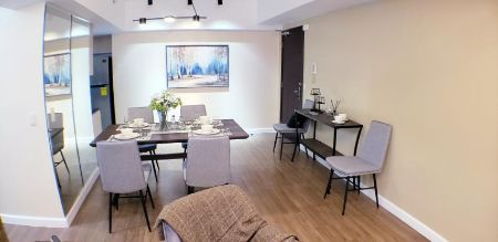 Fully Furnished 2BR with 1 parking in Verve Residences