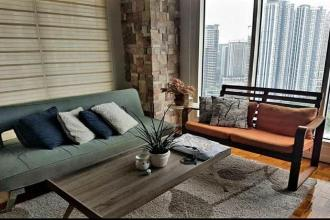 Fully Furnished 1 Bedroom Unit at Fifth Avenue Place for Rent