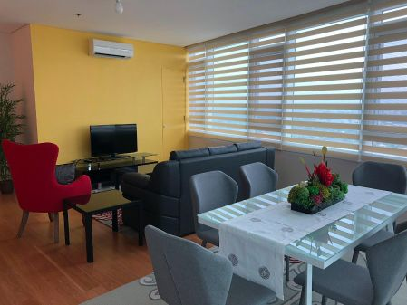2BR Fully Furnished with Balcony 1 Parking