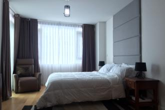 1BR with Flex Room Park Terraces Point Tower Furnished Apartment