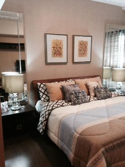 Furnished 2 Bedroom Unit in Edades Tower Rockwell Makati