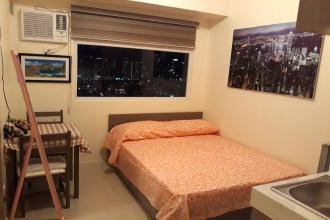 Fully Furnished Studio for Rent in Urban Deca Tower EDSA