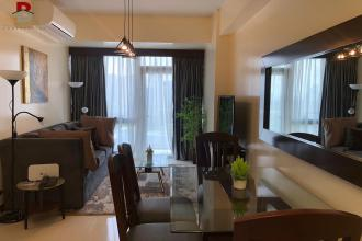 Fully Furnished 1 Bedroom Unit for Rent at The Florence
