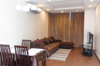 Fully Furnished 2BR for Rent at Sapphire Residences