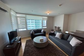 Fully Furnished 1BR in Park Terraces at Ayala Center, Makati