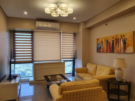 Fully Furnished 2 Bedroom Unit at Bellagio Towers for Rent