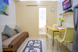 1BR with Wifi at SM Light Residences