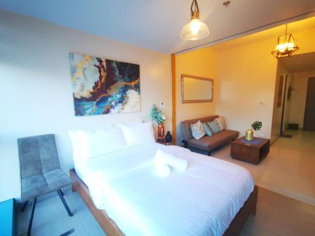 For Rent 1BR in One Uptown Residence BGC