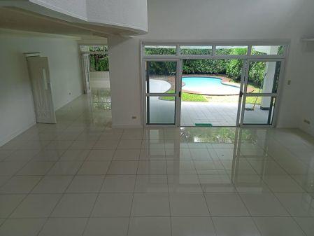 Unfurnished 4BR House for Rent in Ayala Alabang Village