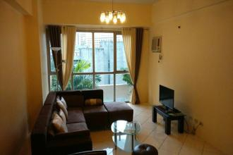 Fully Furnished 1 bedroom for rent at Paseo Parkview Suites