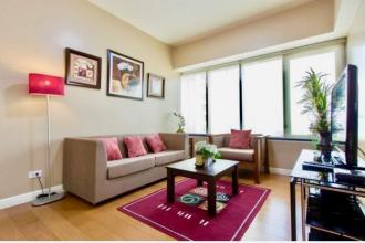Bright Fully Furnished 2 Bedrooms at One Rockwell